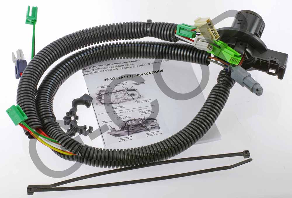 4t65e wiring harness 4t65e chevy/gm universal wire harness 1997-up (84985b) | g ...