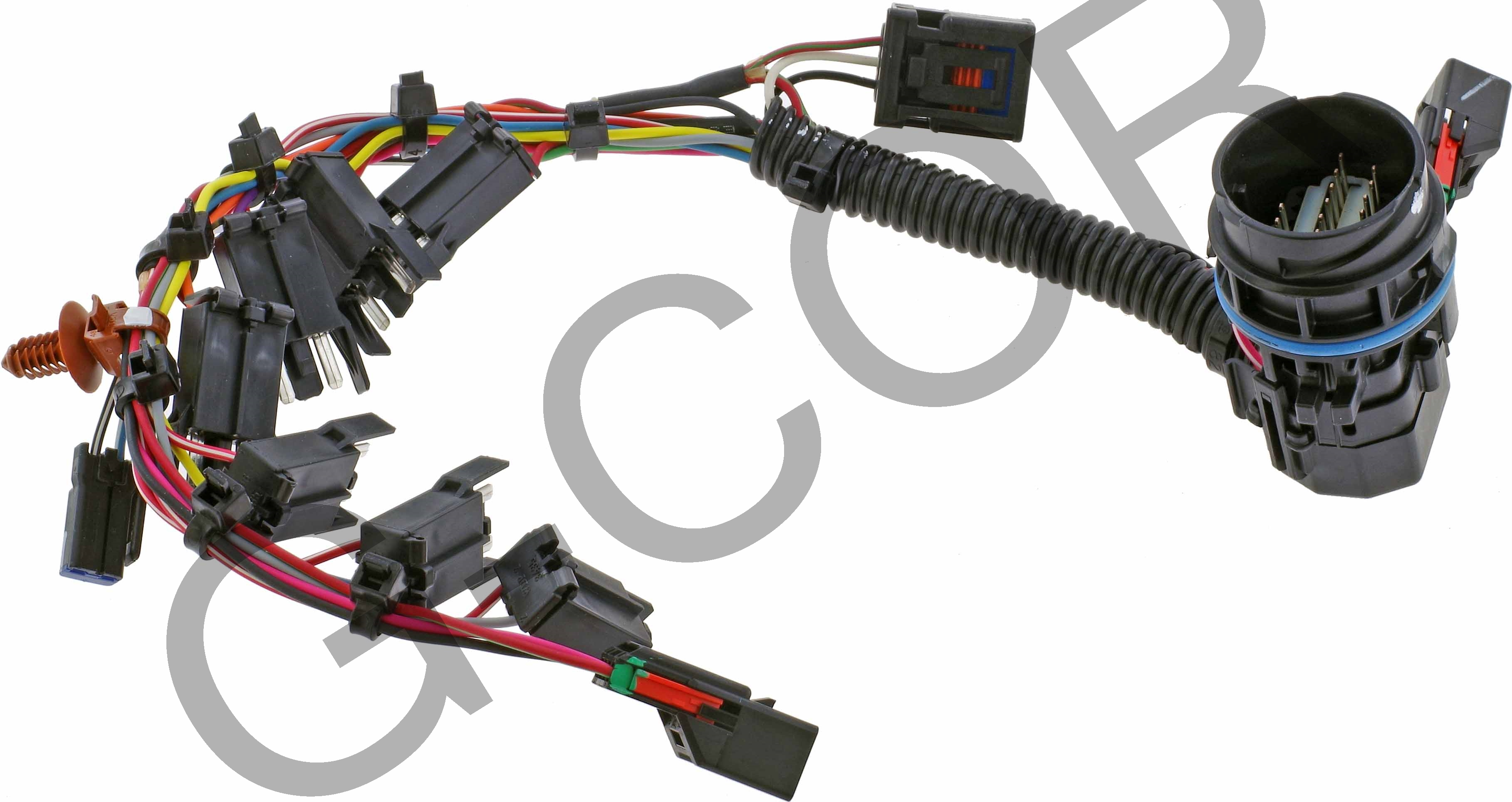 6r140 Internal Wire Harness 2011 Up D166988 G Cor Automotive Vehicle Wiring