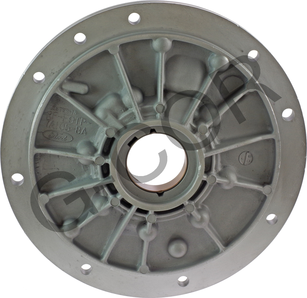 E4OD Pump Body (Incl  Gears) (36510CA)