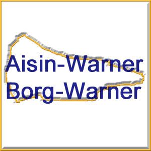 Aisin Warner/Borg Warner