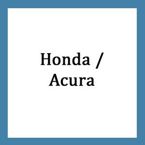 Honda / Acura